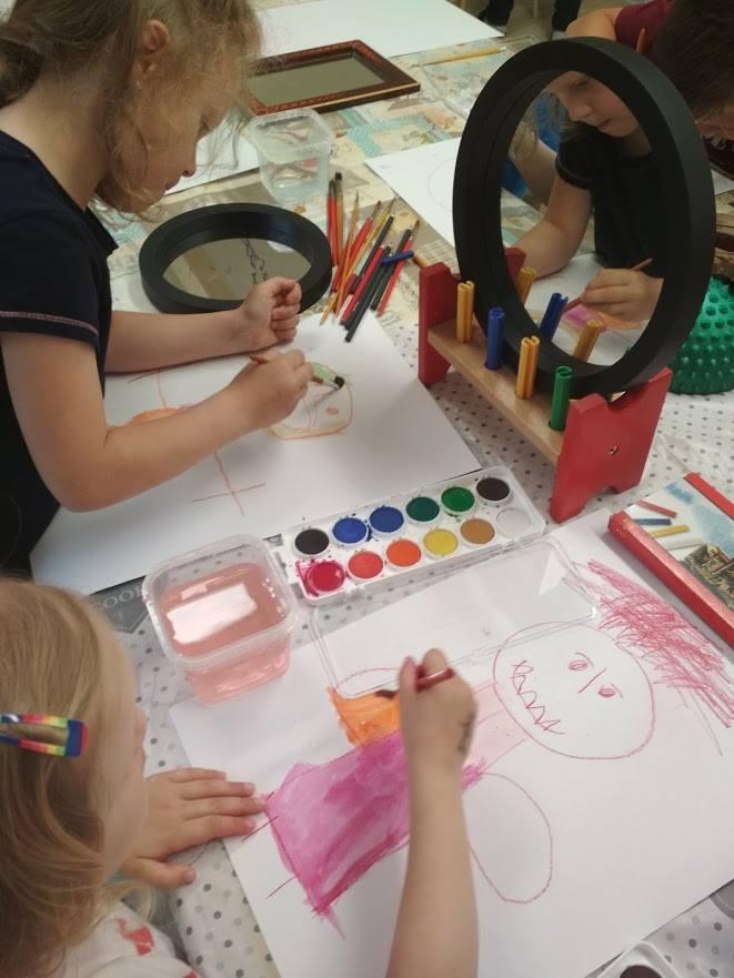 Tvořivé ruce - výtvarka pro děti DO ODVOLÁNÍ POZASTAVENO