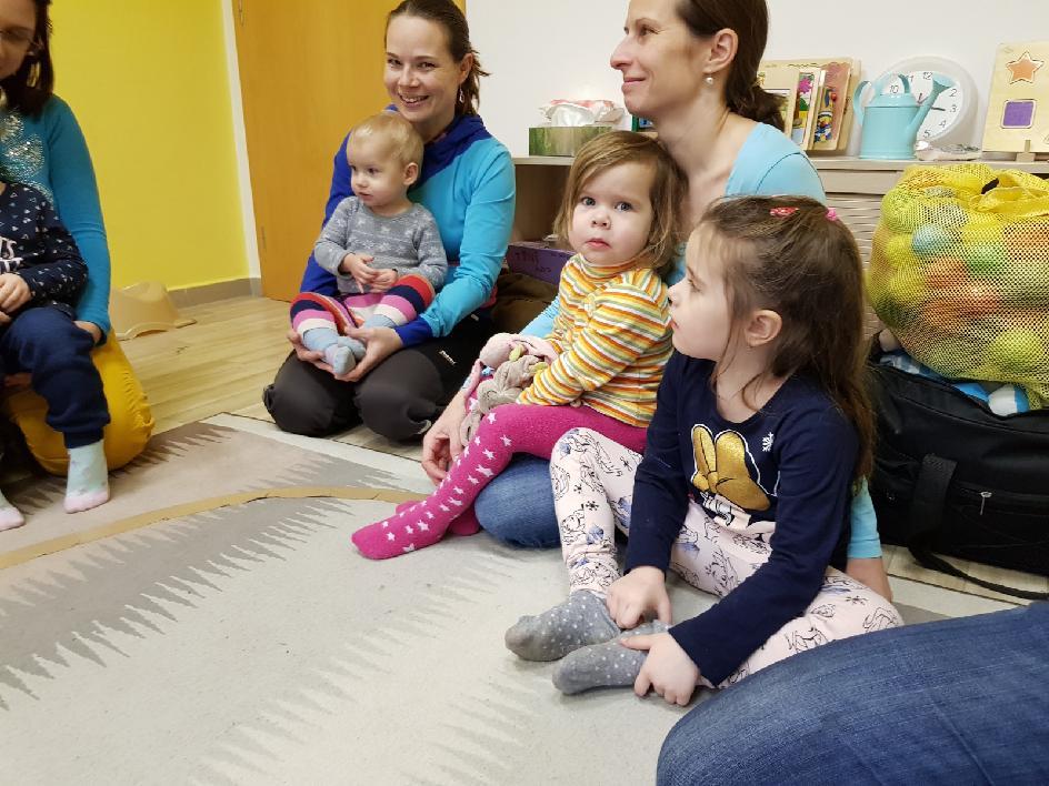 Jazykohrátky - angličtina pro rodiče a děti ZRUŠENO DO 1.11.