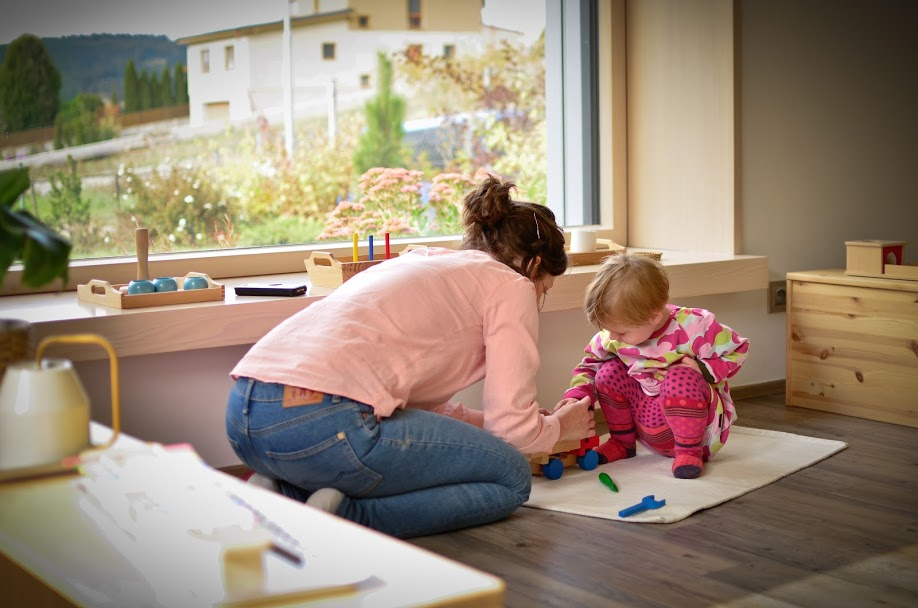 Montessori dílny s Irenou Kubantovou