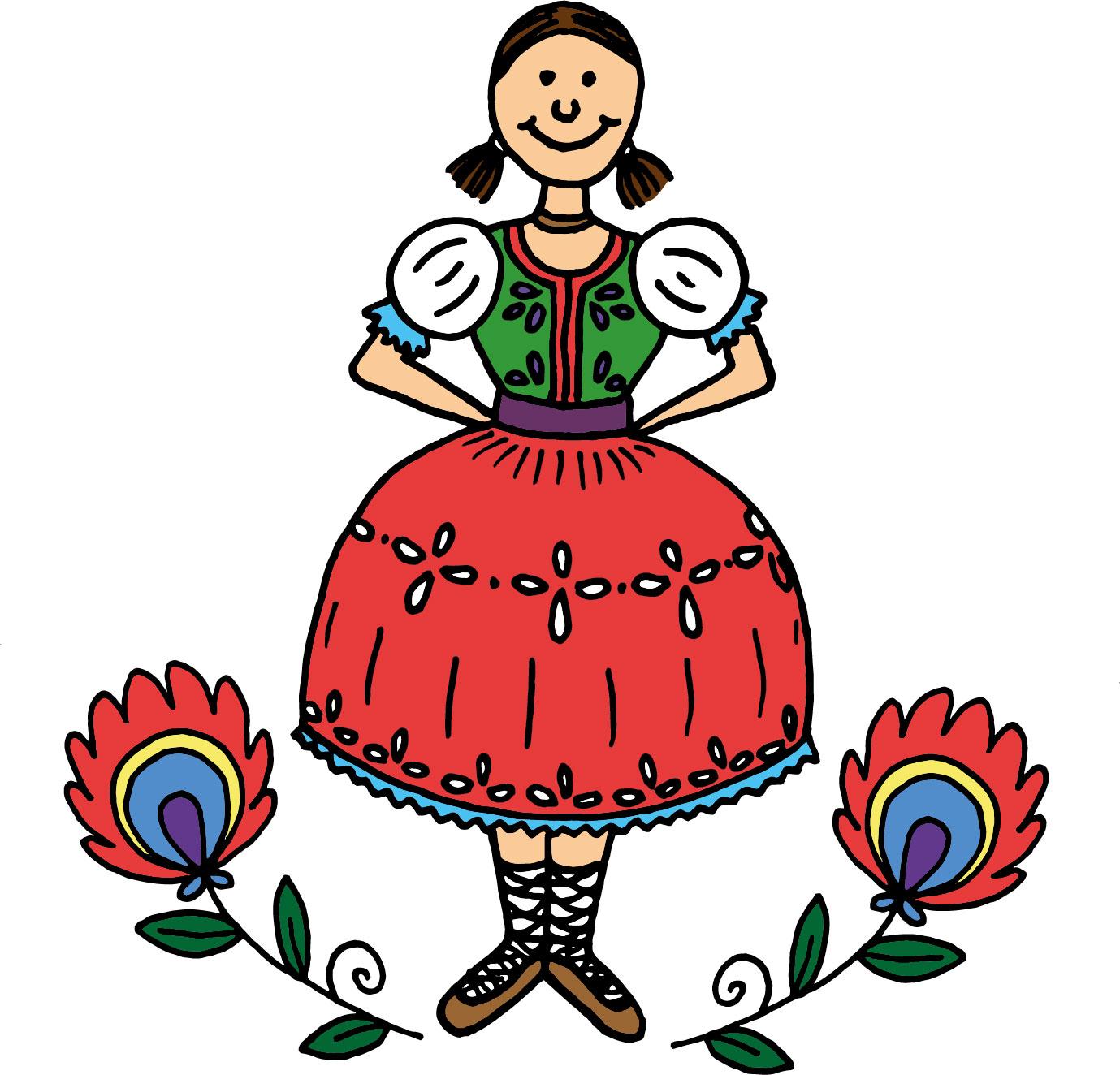 Folklorní kroužek pro děti od 6 let - od září 2019