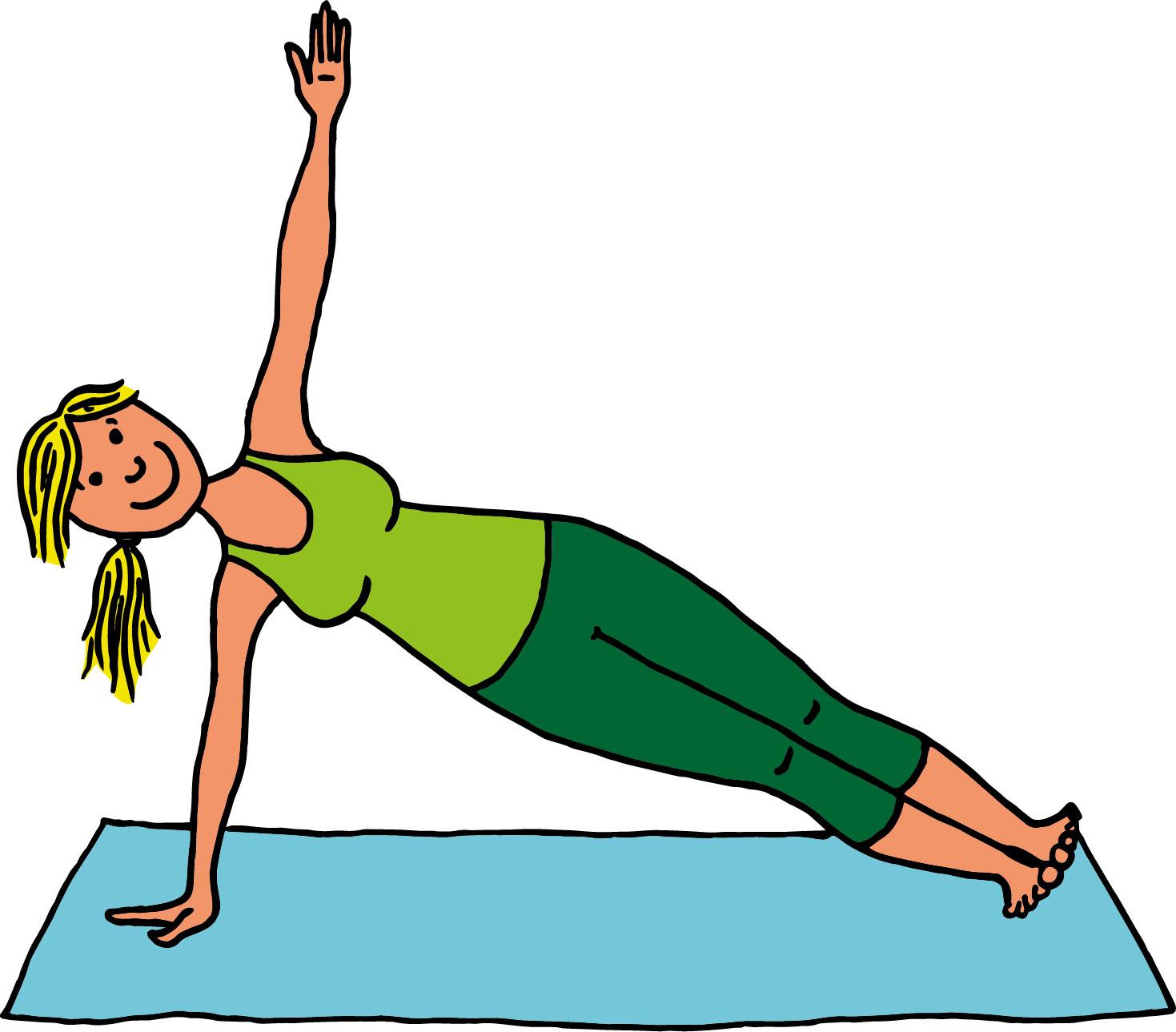Power jóga pro dospělé