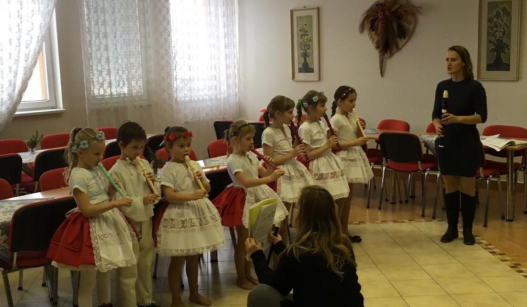 Flétnohraní - výuka hry na flétnu začátečníci