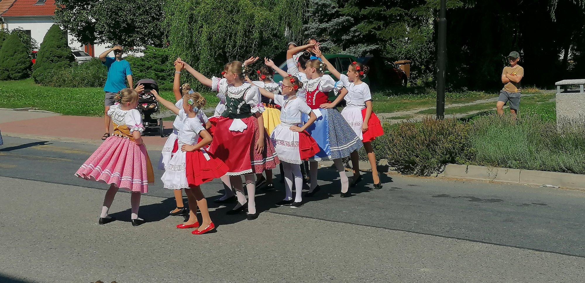 Folklorní kroužek pro děti od 6 let