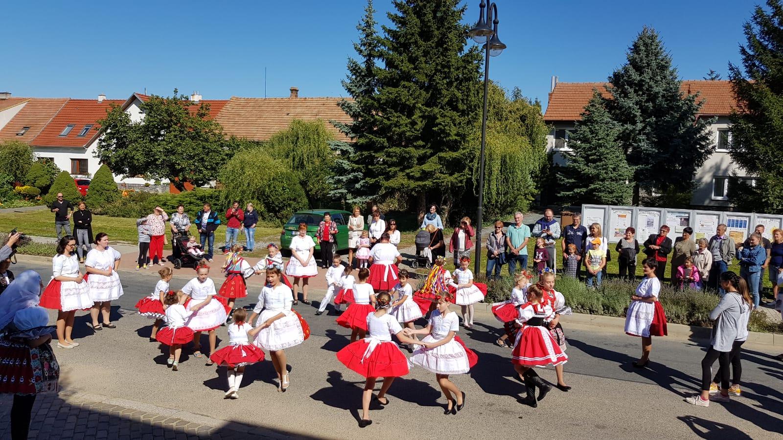 Folklorní kroužek pro děti od 3 do 5 let ZRUŠENO DO 1.11.
