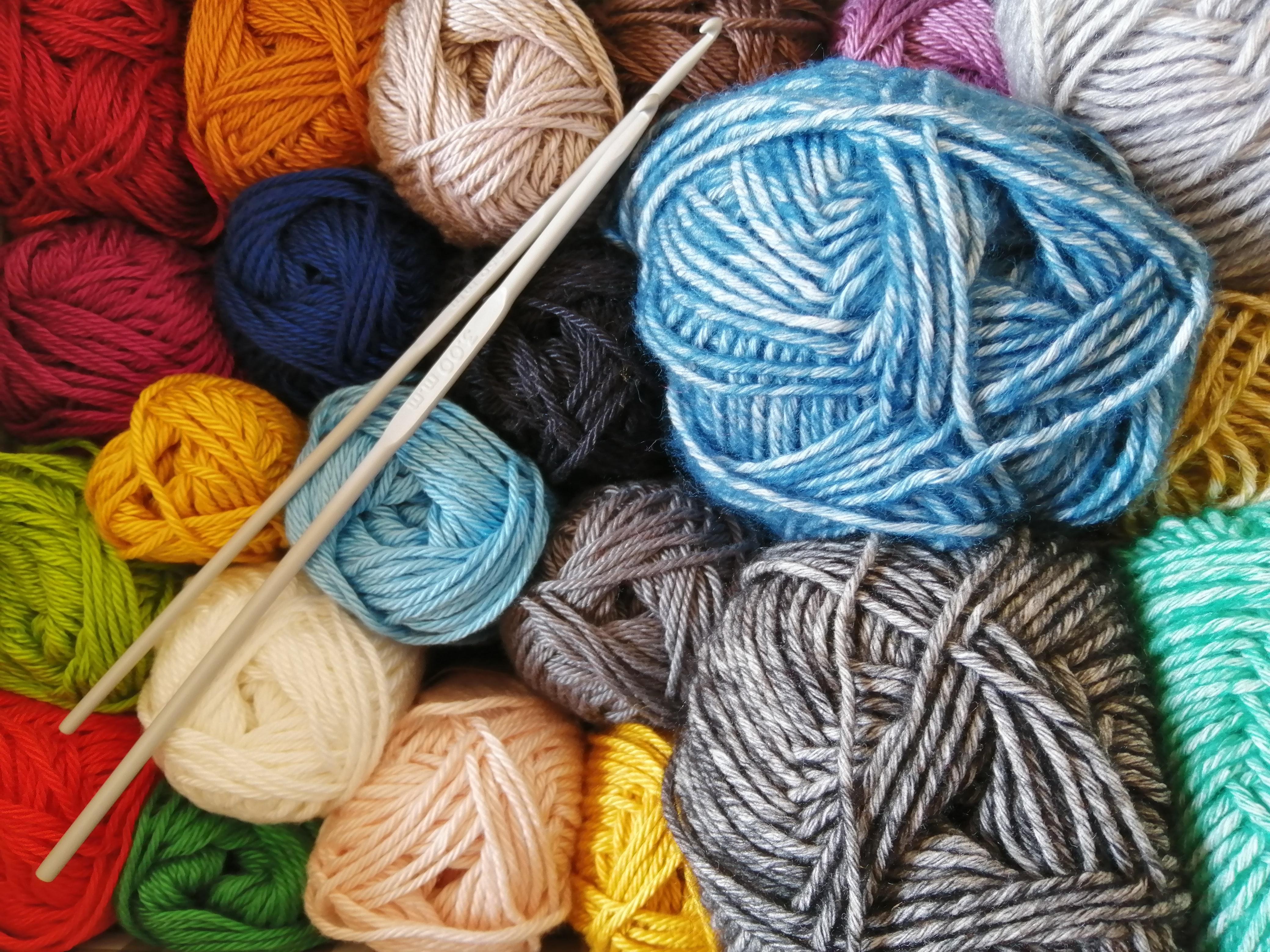 Kurz pletení pro dospělé
