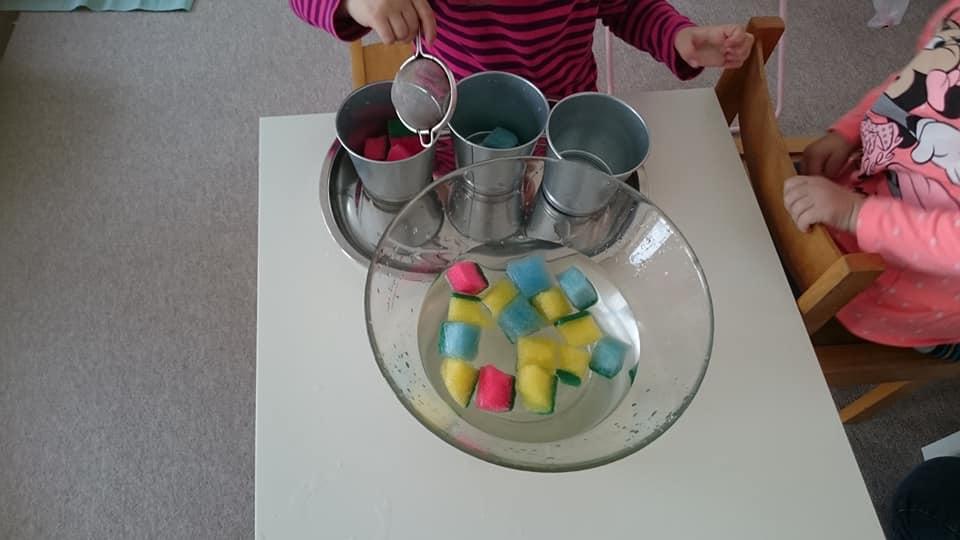 Příprava na nástup do MŠ -  Montessori program pro děti od 1,5 do 3 let