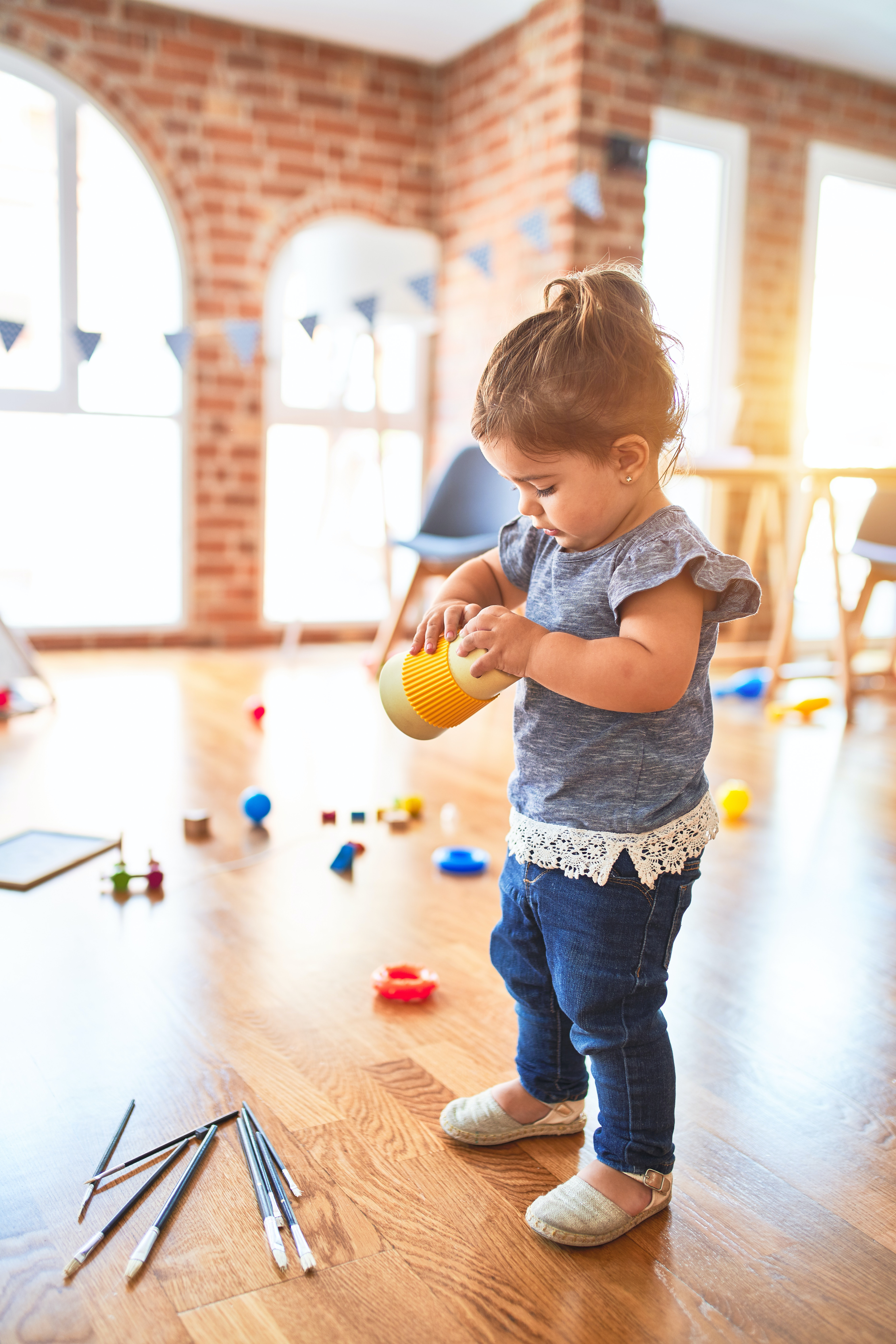 Příprava na nástup do MŠ -  Montessori program pro děti od 1,5 do 3 let OBSAZENO