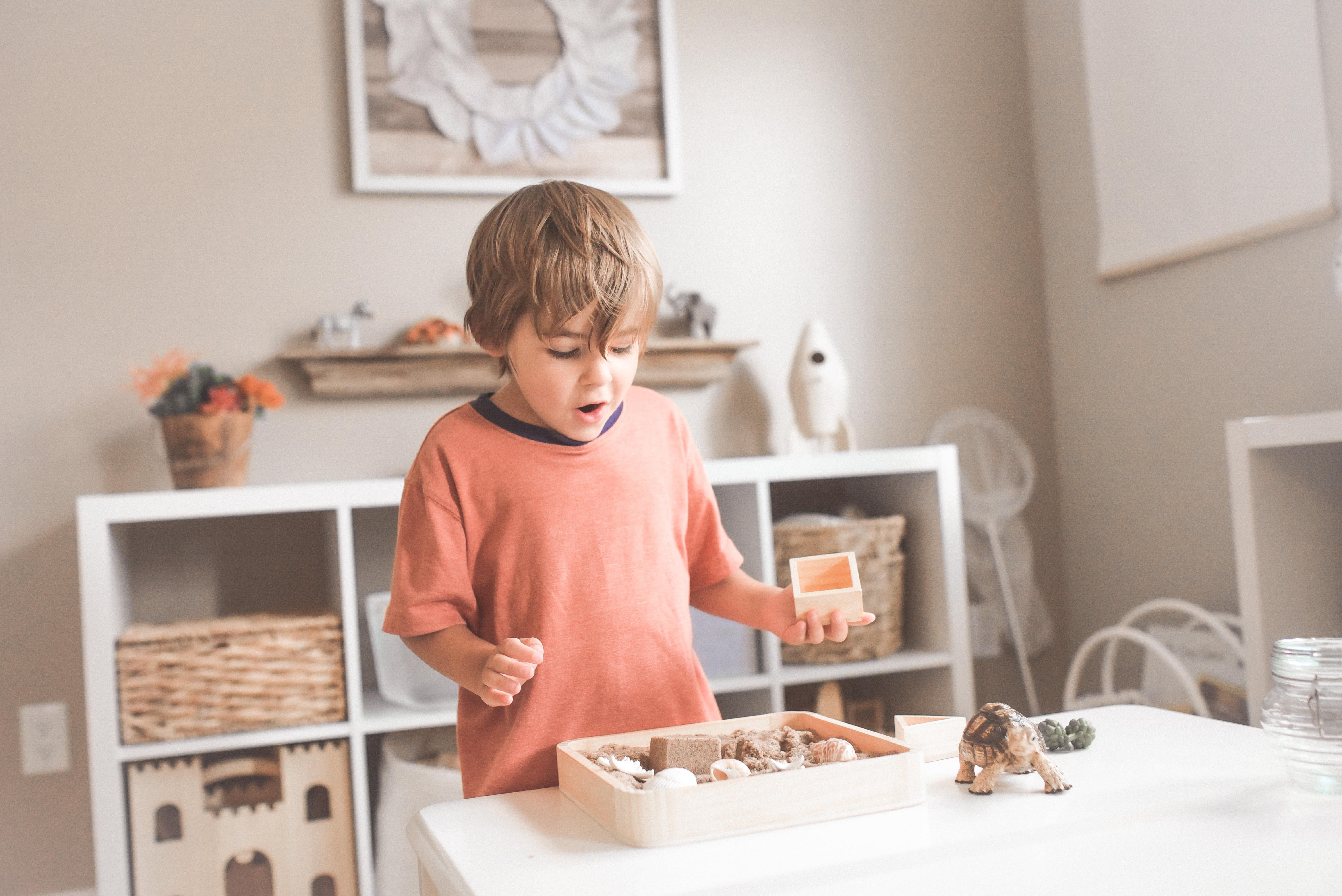 Příprava na nástup do ZŠ - Montessori program pro děti od 3 let OBSAZENO