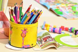 Tvořivé ruce - výtvarka pro děti od 5 let OBSAZENO